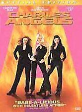 Brand New DVD Charlie's Angels Special Edition Cameron Diaz Lucy Liu Drew Barrym