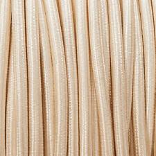 PANNA Rotondo Intrecciato Tessuto Cavo MEX 0.5 mm per tutta l'illuminazione dell' uso