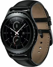 Samsung Leather Band Smart Watches