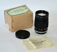 NEAR EXC! MODIFIED TO M42 mount SUPER FAST USSR 16KP LENS f1.2/50, FULL SET