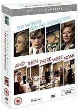 The Witness for the Prosecution and And Then There Were None [Dvd][Region 2]