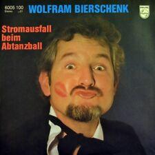 """7"""" WOLFRAM BIERSCHENK Stromausfall beim Abtanzball LEX HUDEL WILLEM PHILIPS 1981"""