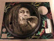 Bob Marley Custom Technics SL1200 / SL1210 DECK Shell & Platter - Ltd Edition