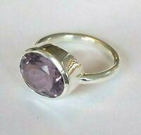 Amethyst Ring, 925 Silber , Gr.54