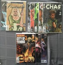 John Constantine: Hellblazer odd Lot Of Comics. Chas The Knowledge Complete