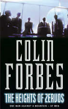 """""""VERY GOOD"""" Forbes, Colin, Heights of Zervos, Book"""
