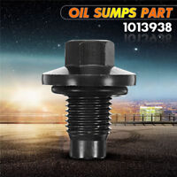 M14x1.5mm Oil Drain Sump Plug Screw for Land Rover Discovery 3 & 4 Ford 1013938