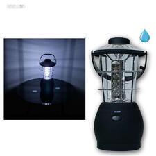 LED Luce da campeggio / Lampione da giardino 36 LED bianco Laterna