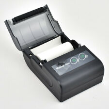 58mm Portable Bluetooth 4.0 Ticket Printing Wireless Handheld Thermal Printer