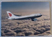 Ansichtskarte Air China Boeing 747-400