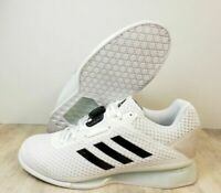 Adidas Leistung 16 II Weightlifting BOA Shoes  White Black F35790 Mens Size 12.5