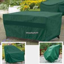 """Waterproof Outdoor Furniture Cover For Rectangular Patio Table Chairs 106x71x35"""""""