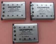 OEM Olympus Li-42B Battery for X-600 FE Tough TG-310 320 FE-240 U D-630 Lot 5