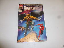HAWKWORLD Comic - ANNUAL - No 1 - Date 1990 - DC Comics