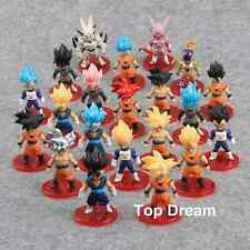 21X Dragon Ball Z Super Saiyan Son Goku Action Figure Figurines Model Toys Gift