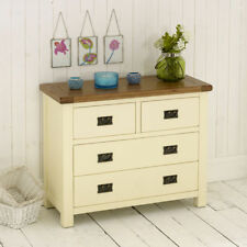 Pine Unbranded 60cm-80cm 4 Chests of Drawers