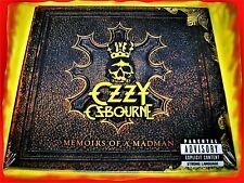 OZZY OSBOURNE - MEMOIRS OF A MADMAN > BEST OF | OVP | CD Shop 111austria