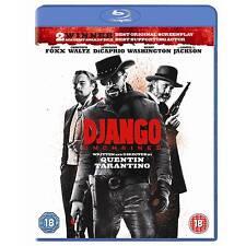 Django Unchained (Leonardo DiCaprio / Jamie Foxx) - Blu Ray - Disc Only