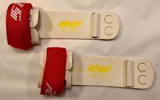 Gk Elite Reisport Ladies X-Small Uneven Bars Gymnastic Dowel Grips Red Sz Xs (0)