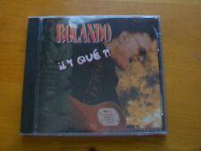 Y Que?! by Rolando Morales (CD, 2005, Rolando Morales)