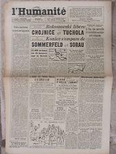 L'Humanité - (16 fév 1945) Dans le corridor polonais-En Brandebourg-Consultative