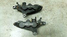 05 Suzuki GSX 1300 R GSX1300 Hayabusa front brake calipers right left set