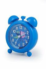 Peppa Pig Bedroom Kids Alarm Clock - Blue -  George