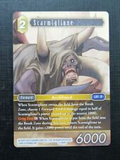 Final Fantasy Cards: SCARMIGLIONE 3-082R # 2J40