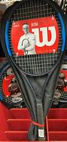 Wilson Ultra Comp Tennis Racket Racquet Grip Size: 4-3/8 9.5 oz 103 sq in 16x20.