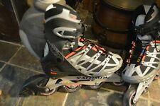 Mens Salomon Inline Skates Mens Size 7 Rollerblades