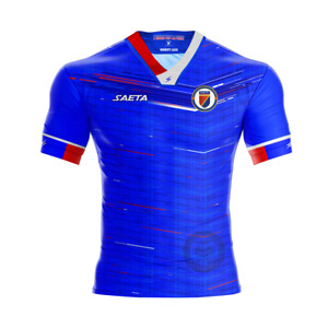 Official Haiti Jersey 2021 Authentic