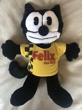 "Felix The Cat Production 1983 Vintage 14"" Plush Toy Stuffed Animal"