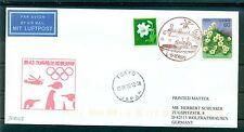 Japon - Japan - Enveloppe 2000 - Brise-glace Shirase