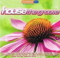 House the Groove - NEU 2 CDs - Axwell & Bob Sinclair Niels Van Gogh & Spacekid