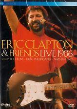 ERIC CLAPTON & FRIENDS: LIVE 1986 (Phil Collins, Nathan East) NEU+OVP