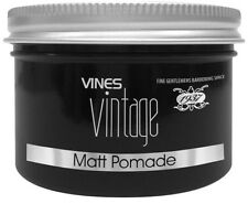 Vines Vintage Professional Barber Matte Hair Pomade 125ml