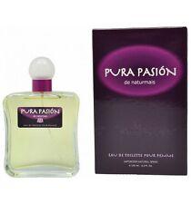 Eau de toilette femme PURA  PASION parfum générique connu 100 ML NATURMAIS