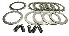 Yamaha YZ 125, 1986-1987, Clutch Kit - YZ125 - Friction, Steel Plates & Springs