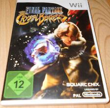 Wii del juego Final Fantasy cristal Bearers