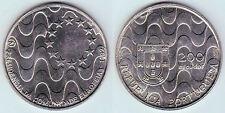 PORTUGAL: 200 Escudos 1992 PRESIDENCIA EUROPEA  S/C