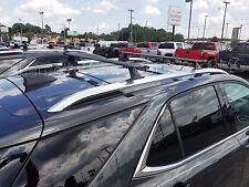 84202844 NEW OEM Black Roof Rack Cross Rails Fits 2018 Terrain Or Equinox  GM (Fits: Chevrolet Equinox)