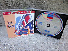 I SALONISTI import 1989 chamber music Trans Atlantic CD London 1989 Edward Elgar