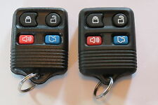 REPLACEMENT OEM FACTORY FORD LINCOLN KEYLESS ENTRY REMOTE FOBS KEYS CLICKERS