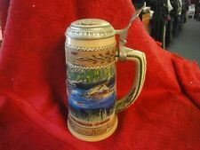 Ducks Unlimited 1987 Beer Stein The Waterfowl Series - Wood Duck first edition