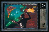 BGS 9.5 MICHAEL JORDAN 1994 Upper Deck Nintendo Chaos In The Windy City GEM MINT