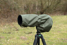 Waterproof Lens & Camera cover for Sigma DG 120-400mm APO HSM & pouch, 2 colours