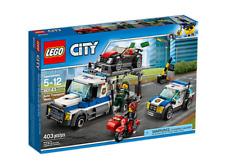 LEGO 60143 City Auto Transport Heist  BRAND NEW