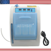 Automatic Dental Handpiece Lubrication System Cleaner Oiling Machine USA