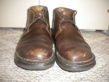 Born Men's Brown Leather Oxford Lace Up Shoes Size 11/45