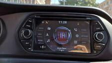 AUTORADIO Navigatore Gps Fiat Tipo 2015 Android 9 Wi-Fi 4GB Ram 64GB Rom 8Core
